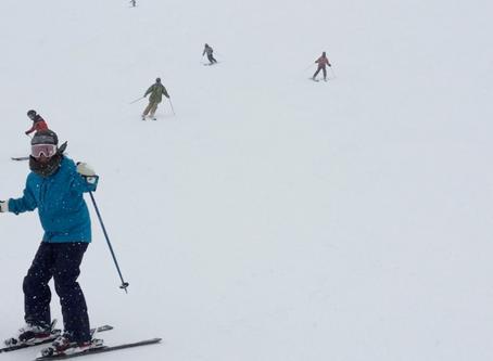 スキー サンデーレッスン受付中!