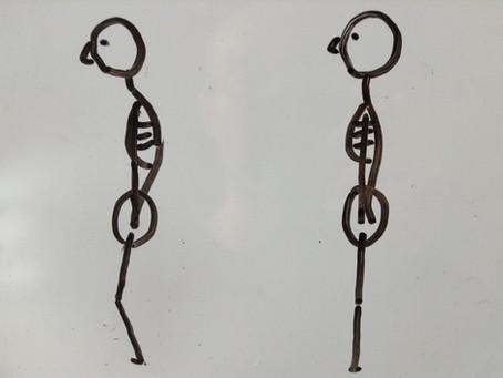 股関節を上手く使えば、膝の負担は減る!~膝の痛みはなぜ起こる~