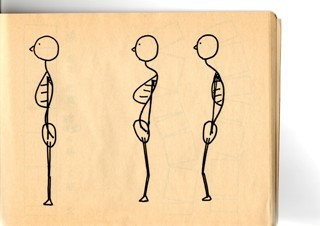 肩甲骨を寄せる動作は、正しい姿勢につながる? 動作力.comブログ
