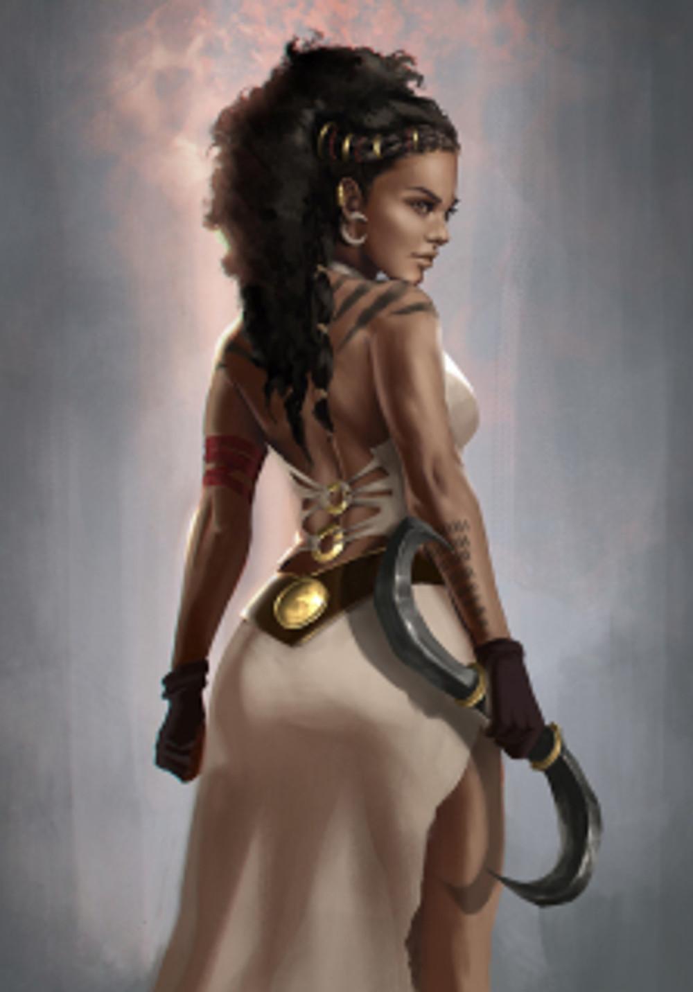 арт-девушка-красивые-картинки-fan-art-Dothraki-2765794