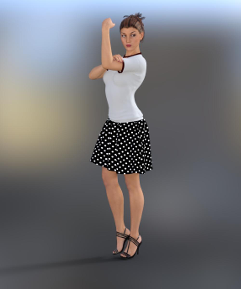 Jeane Fashion 2