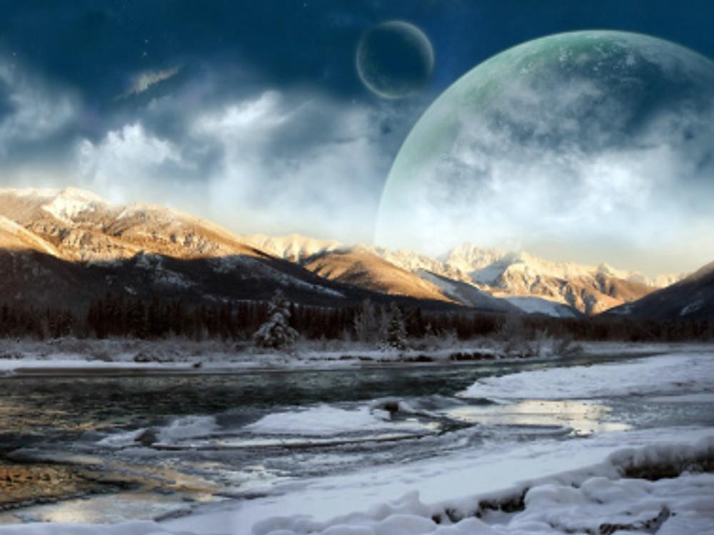 fantasy-snow-scene-wallpaper