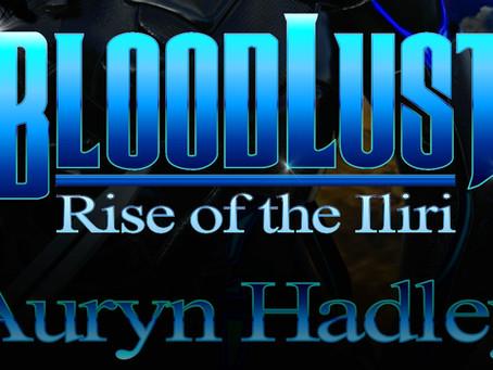 Sneak Peek at BloodLust: Rise of the Iliri