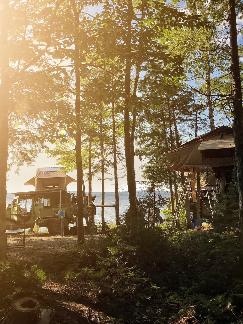 Lake side Camp
