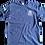 Thumbnail: NBX T-Shirt (White on Navy)