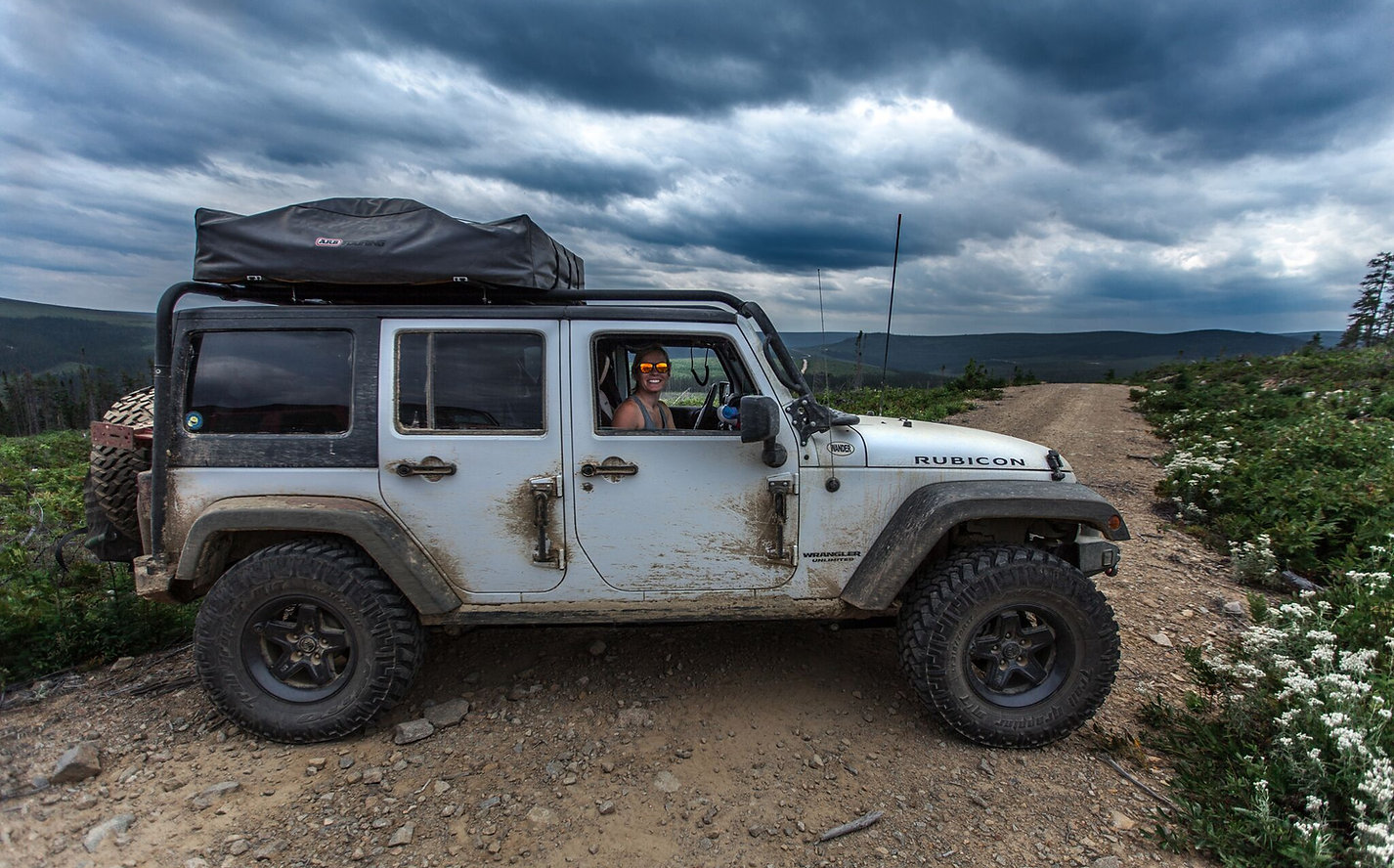 Overland Jeep, Rubicon, New Brunswick, rooftoptent, scenic, nbx, nbexpedition, KMS, kargomaster