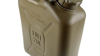 Scepter Military Fuel Can (MFC) Used