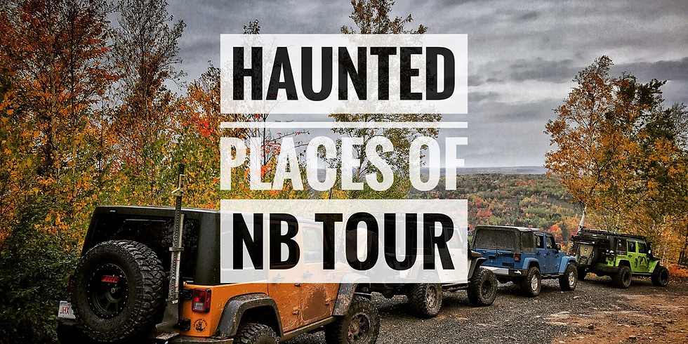 Haunted NB Tour