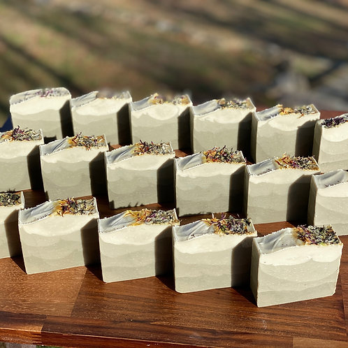 Eucalyptus + Lavender Bar