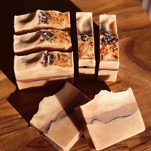 Frankincense + Myrrh Bar