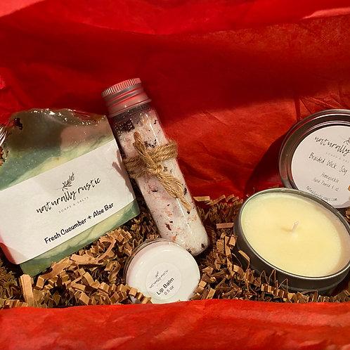 Luxury Soap Gift Box