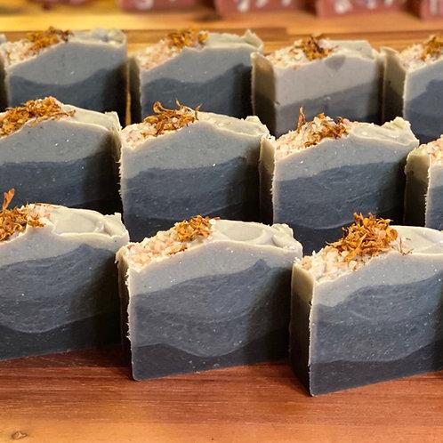 Wood Sage + Sea Salt Bar