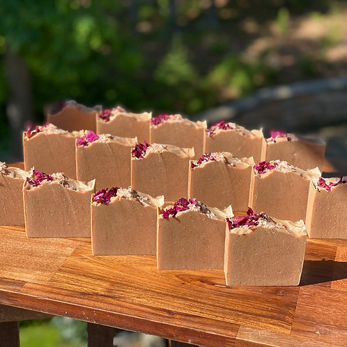 Moroccan Red Clay Bar