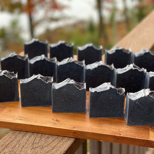 Unscented Charcoal Bar
