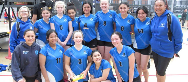 Fourth place for the CSW Junior Volleyball Tournament