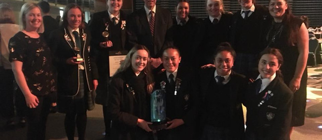 2017 College Sports Wellington Awards
