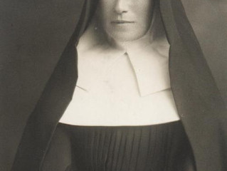 Remembering Sr Mary Chanel Burton