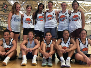 Year 11 student Issy Tait-Jones successfully made the New Zealand Basketball Academy Under-15 Girls