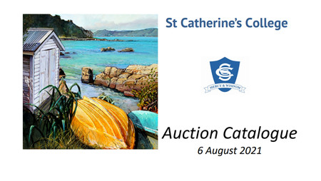 SCC PTA Gala Catalogue - 2021