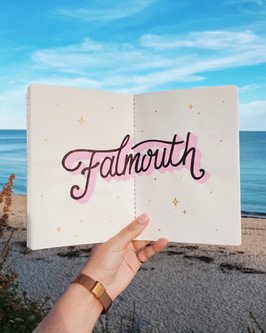 Falmouth Sketchbook