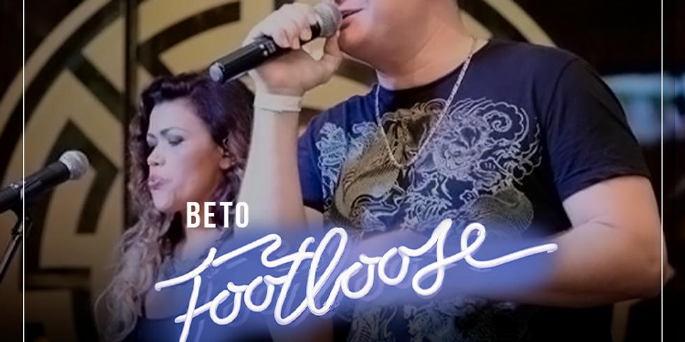 Beto da Banda FootLoose - Armazém São Caetano