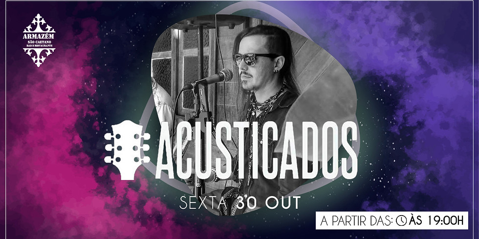 Banda Acusticados - Armazém São Caetano
