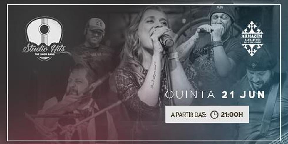 Studio Hits no Armazém São Caetano