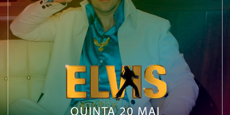 Elvis Tributo - Show imperdível