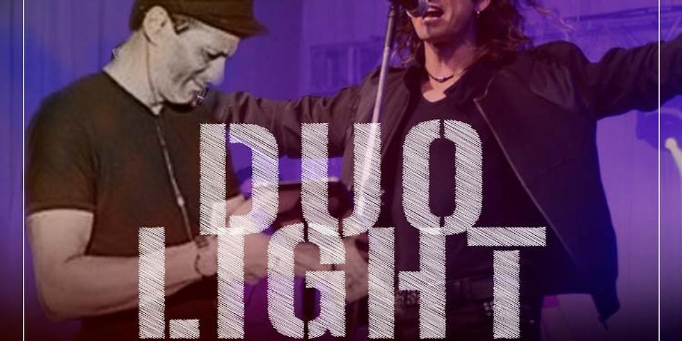 Duo Light - Domingou aqui no Armazém!
