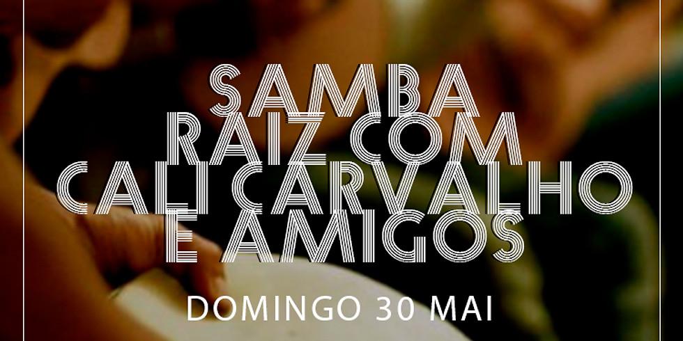 Cali Carvalho e Amigos - Roda de Samba Raiz No Armazém