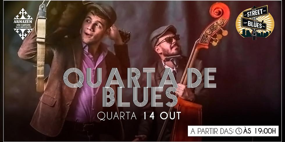 QUARTA DE BLUES - Street Blues