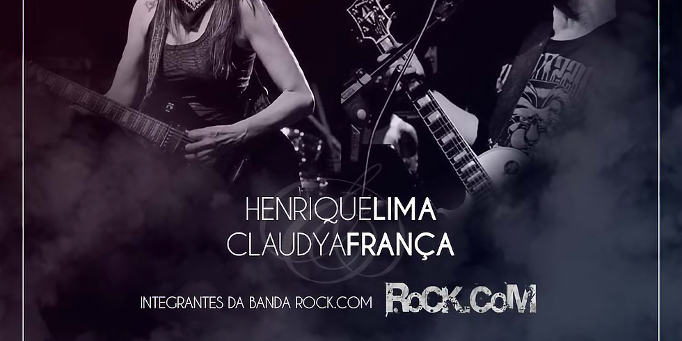 Henrique LIma e Claudya França