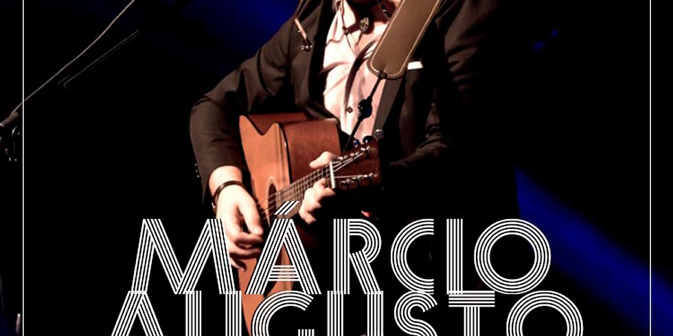 Márcio Augusto - aqui no Armazém Bar