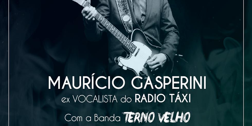 Maurício Gasperini ex. Vocalista do Radio Táxi - aqui no Armazém Bar