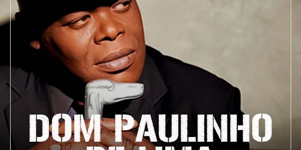 Dom Paulinho - O mestre da Soul Music - no Armazém São Caetano