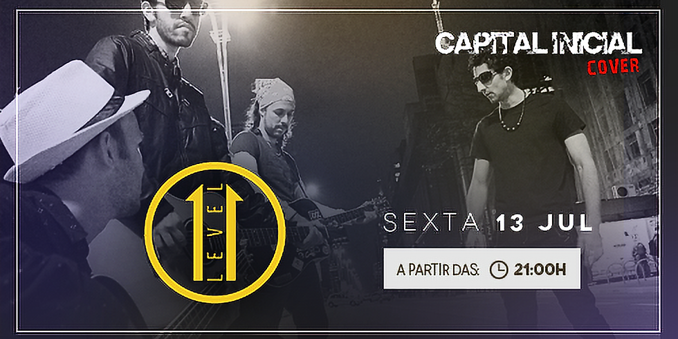 Level 11 - Capital Inicial Cover