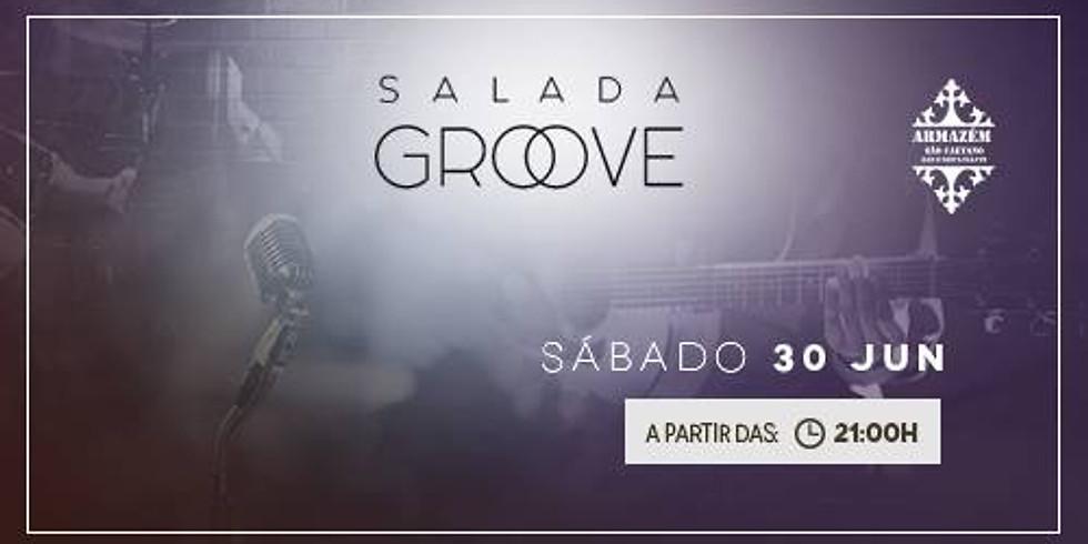 Salada Groove no Armazém São Caetano