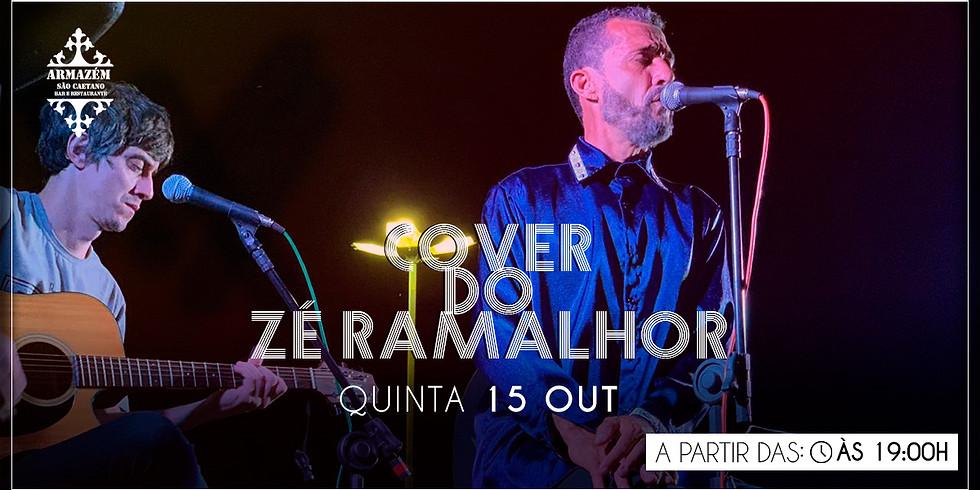 Zé Ramalho - Cover - Armazém São Caetano