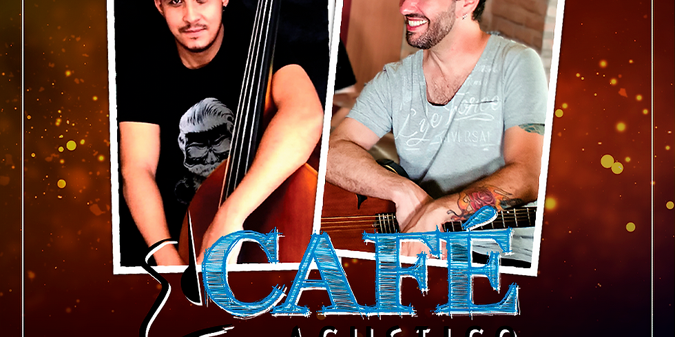 Classic e Pop Rock com Café Acústico