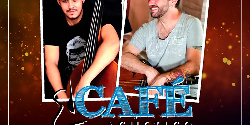 Classic e Pop Rock com Café Acústico no Armazém Rock Bar