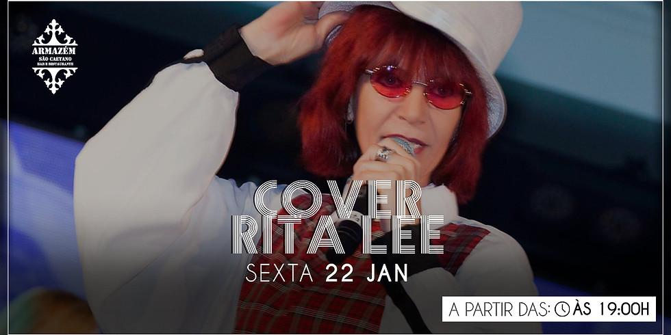 Rita Lee cover - aqui no Armazém São Caetano