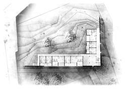 Collective Housing part-floor
