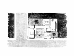 Residence in Filopappou-ground floor
