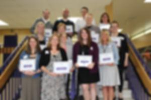 OPEF 2018 Grant Recipients