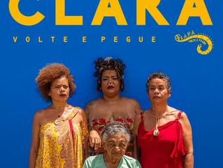 """CLARA busca a ancestralidade nas suas raízes em """"Volte e Pegue"""""""