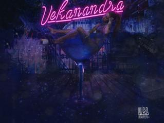 Luísa e os Alquimistas divulgam capa do álbum Vekanandra