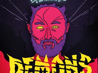 Zé Caxangá à flor da pele: ''Demons'' é o título de seu novo álbum