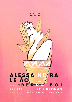 Caosmose Apresenta: Alessandra Leão