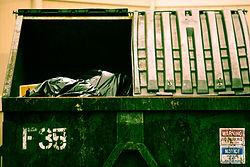 Construction Waste Bins Rental