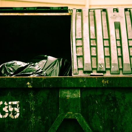 Dados Pessoais e o Lixo